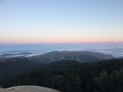 MT Tam Sunset