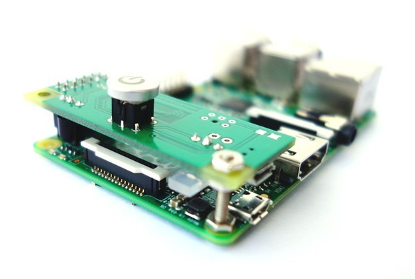 Interruptor para la Raspberry PI 2