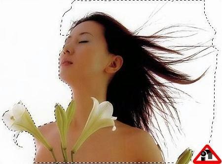photoshop - 3 cách tách tóc khỏi nền