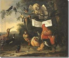 A-Concert-Of-Birds