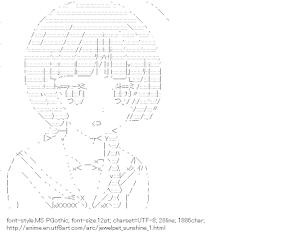 [AA]Mizushiro Kanon (Jewelpet Sunshine)