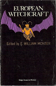 Cover of Anonymous's Book European Witchcraft