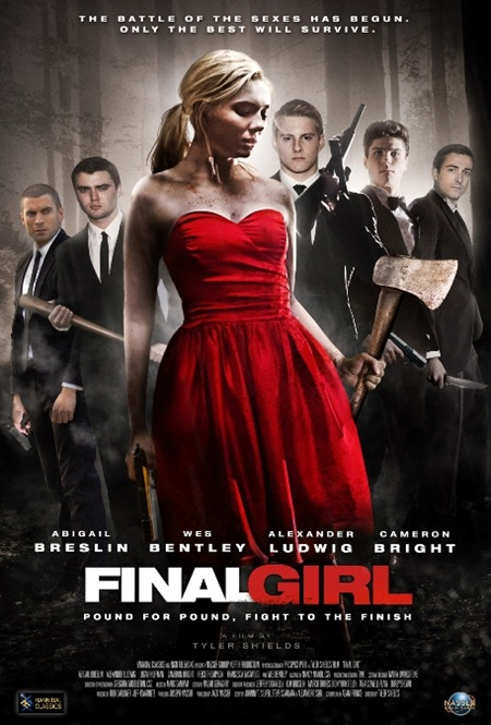 Final Girl - Poster