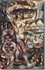 Henri_Le_Fauconnier,_1910-11,_L'Abondance_(Abundance),_oil_on_canvas,_191_x_123_cm_(75.25_x_48.5_in.),_Gemeentemuseum_Den_Haag.jpeg