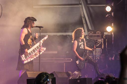 Alestorm au Hellfest 2015