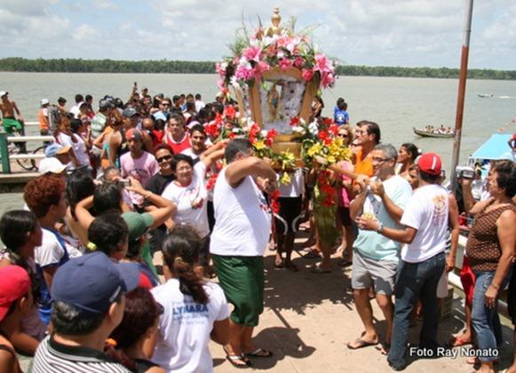 Cirio Nossa Senhora das Vitorias  - Marapanim, foto: Ray Nonato