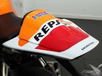 Honda SP Repsol seat cowl