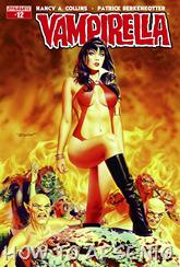 Actualización 24/09/2015: Vampirella Vol.2 #11 y #12 traducido por Zur y maquetado por Evademetal.