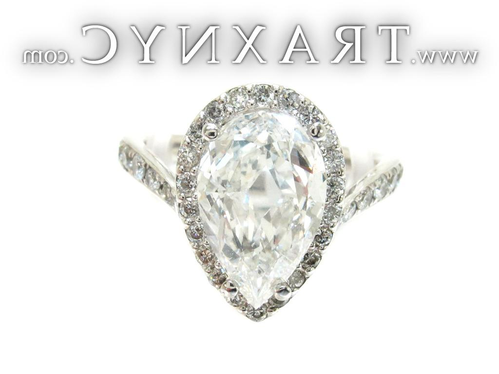 Cut Diamond Ring 21982