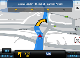 Screenshot of CoPilot Premium Europe - GPS