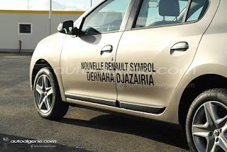 Renault Algérie : Série spéciale pour la première année de la Symbol MIB ?