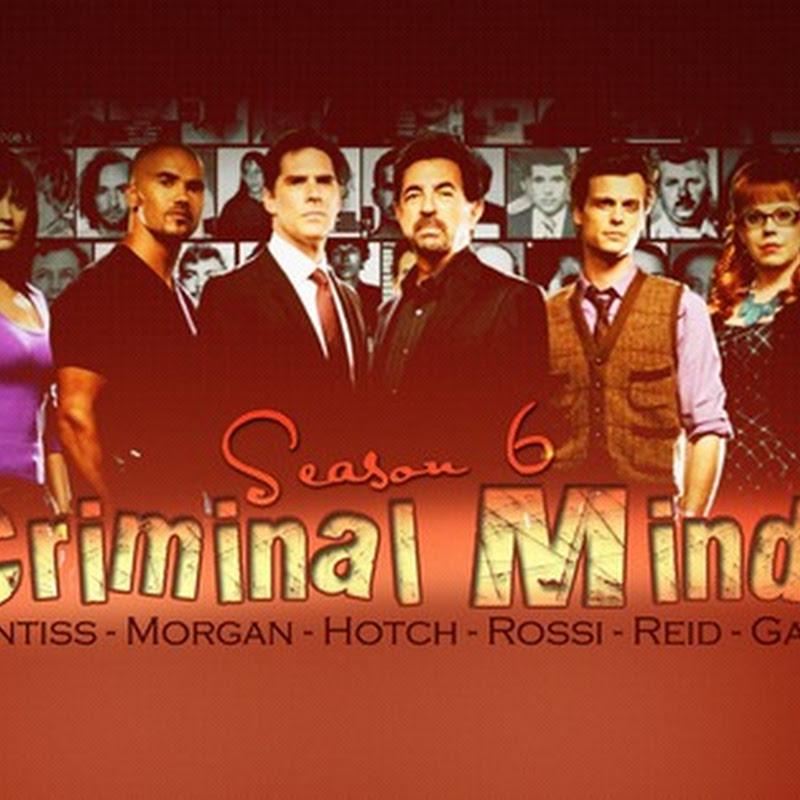 Criminal Minds la serie TV che ha battutto tutti i record (6a stagione).