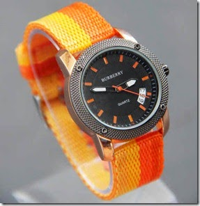 Jam Tangan KW Murah  Orange
