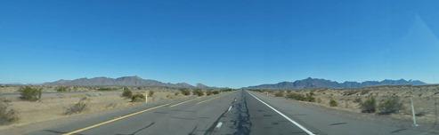 I-8 between Yuma and I-10