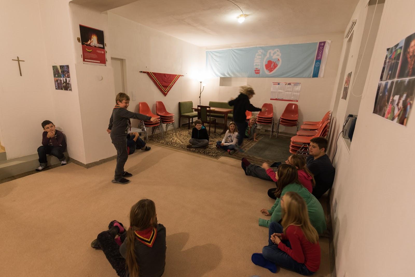 WiWö-Heimstunden im Öhlingerhaus - Bildergalerie