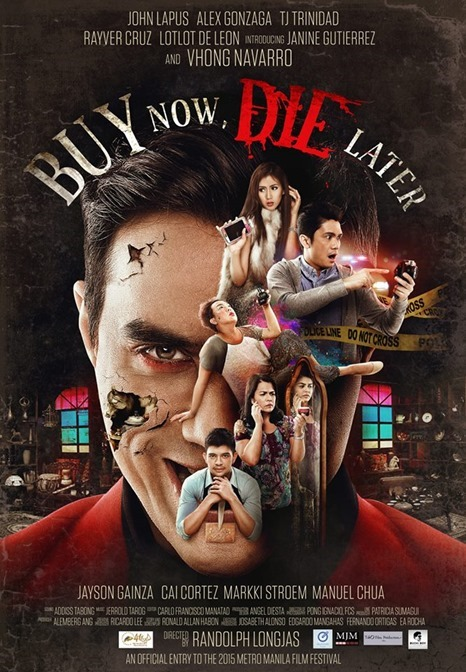MMFF 2015 Buy Now Die Later
