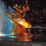 prometheus at the rockefeller plaza in New York City, New York, United States