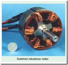 Special Machines Switched Reluctance Motor Electric