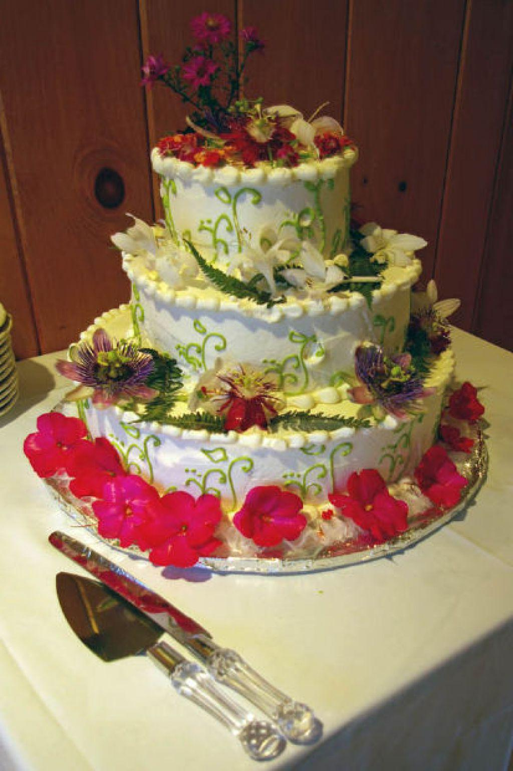 wedding cake9 The Taste of