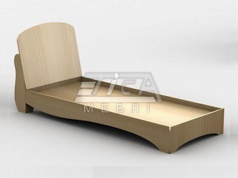Детская мебель: Кровать КР-4