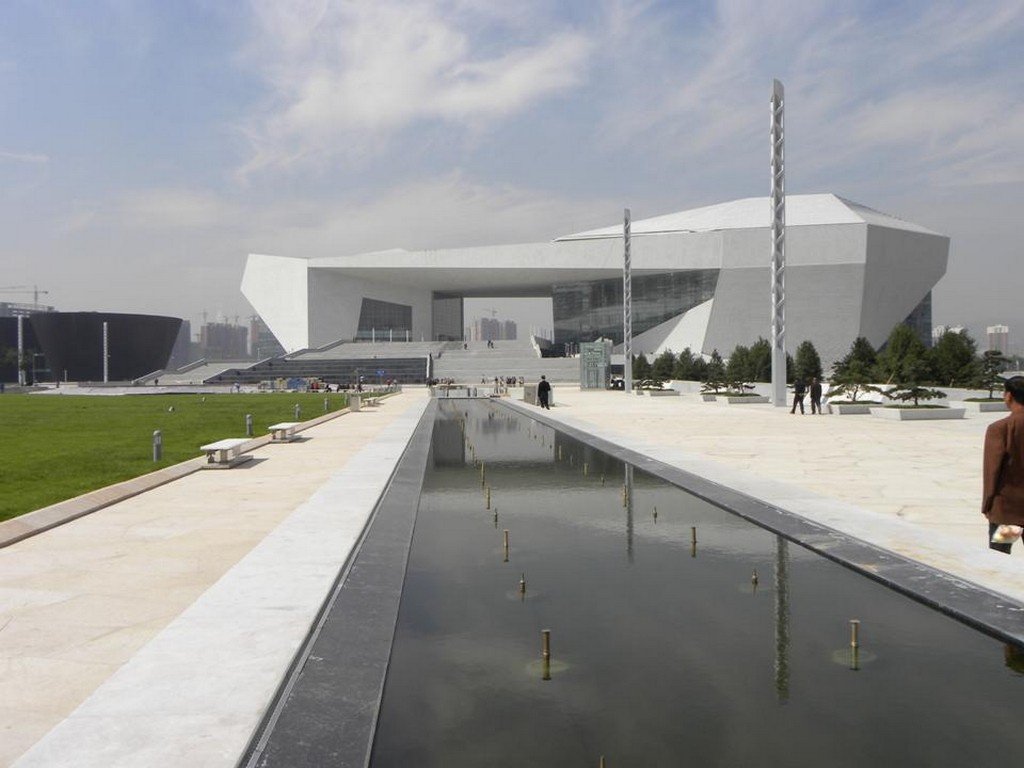 The Shanxi Grand Theater