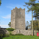 The Ross Castle tower
