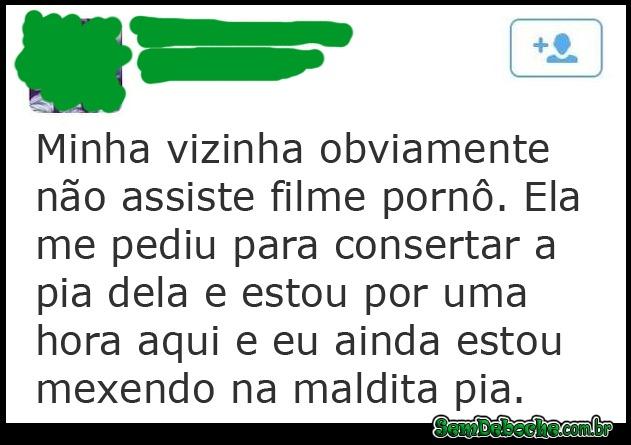A LÓGICA DOS FILMES PORNÔS NÃO FUNCIONA NA VIDA REAL
