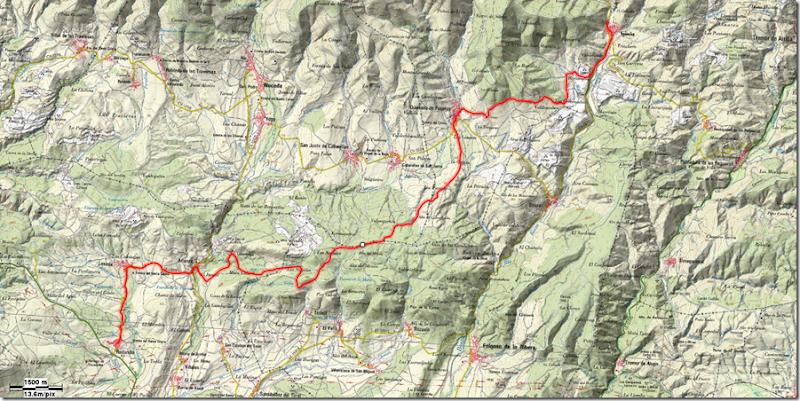 Mapa 6 Etapa