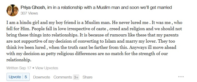 muslim lure hindu girl