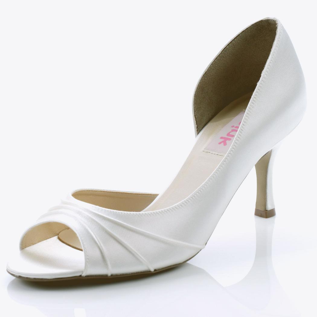 Sherbert Wedding Shoes - Pink