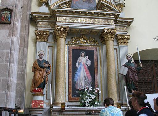 Catholic Churches of Mexico