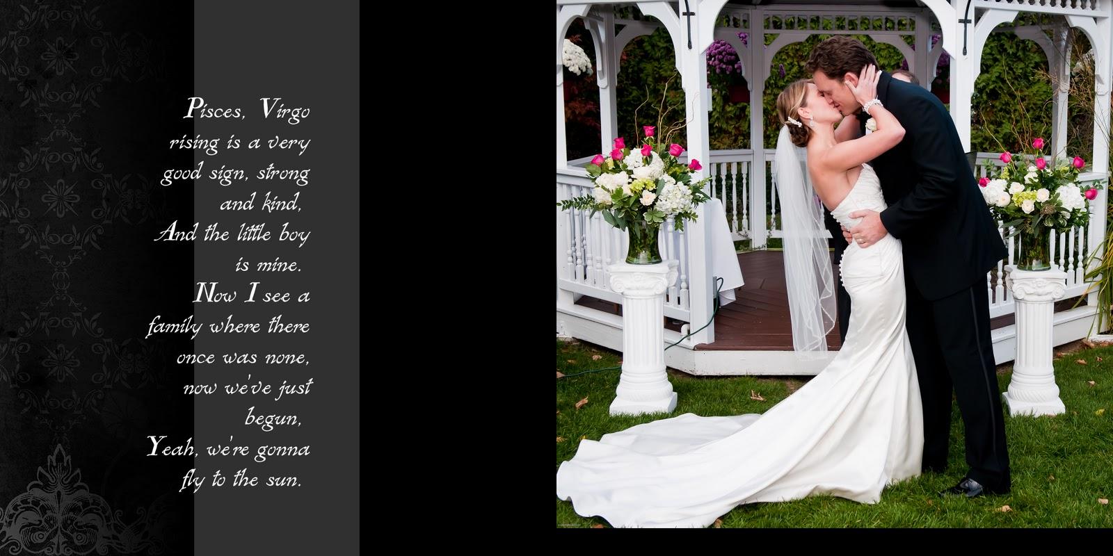 wedding photography should