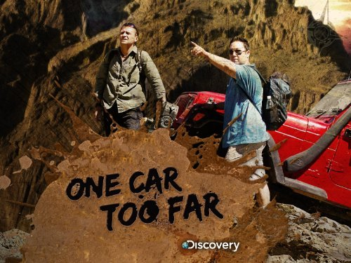 Turbo survival / One Car Too Far (Season 1) (2012) PL.TVRip.XviD / Lektor PL