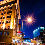 Wilma Building and Missoula Downtown at night ©Kevin Kraft. See all of Kevin's photos at www.kevinkraftphotography.com