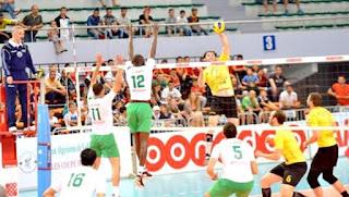 Volleyball/JO 2016 (qualification/messieurs): bon début de l'Algérie face au Nigeria