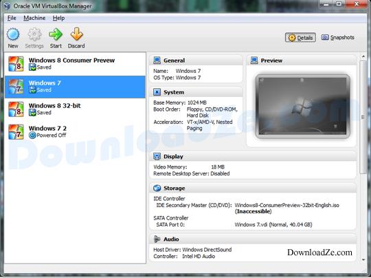 VirtualBox 5.0.24
