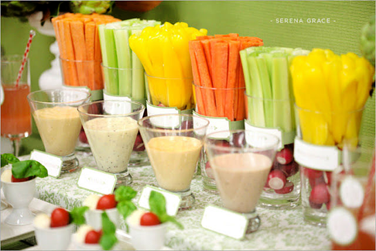 veggie-buffet