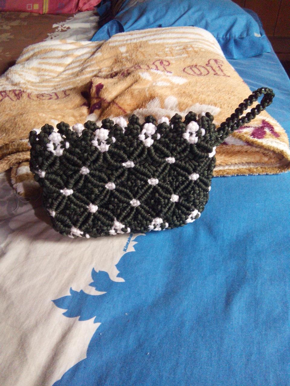 membuat dompet tas tali kur lengkap tas tali kur tentang  membuat dompet tas tali kur