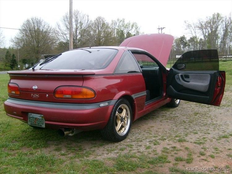 1993 Nissan Nx2000 1993 Nissan nx 2000 2dr