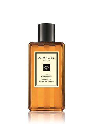 JML Lime Basil & Mandarin Shower Oil