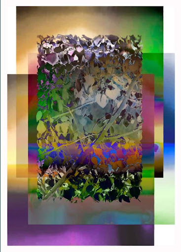 """The """"Thicket"""" piece from the """"2011"""" collection"""