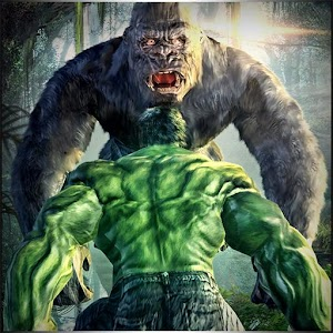 incredible monster vs kong apes survival