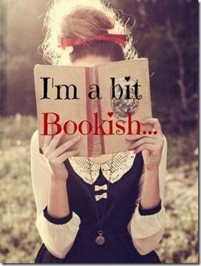 I'm a bit Bookish