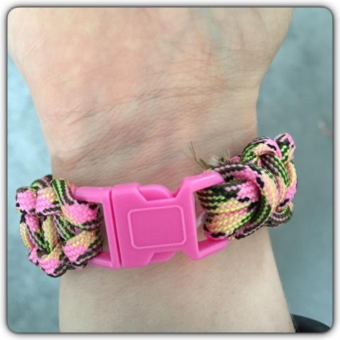 paracordz bracelet