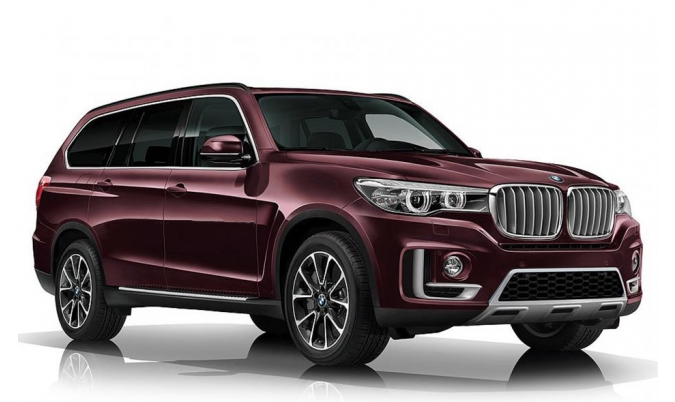 2017 BMW X7 Interior Release Date Car Review Specs