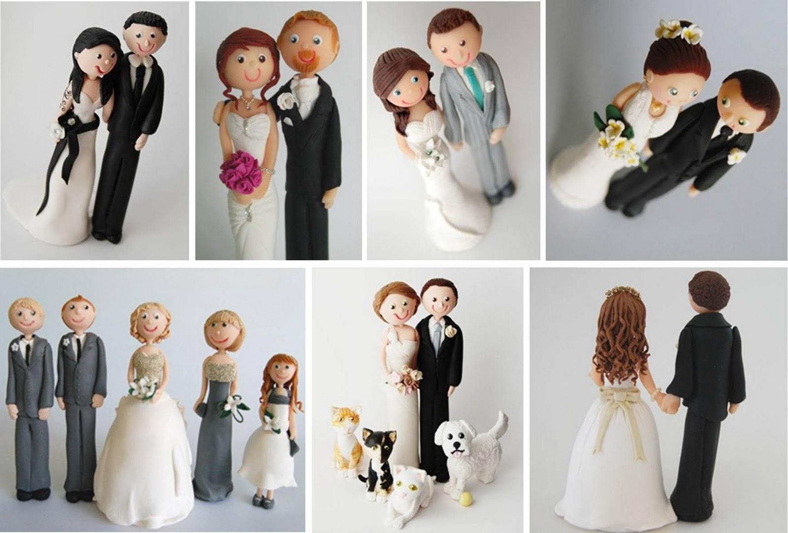 cute puppy wedding cake