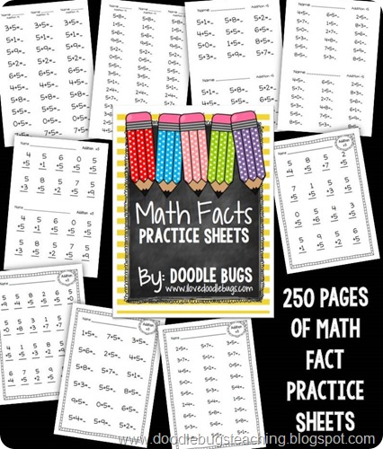 mathfactsheetspreview