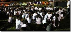 Jovenes en los Tamarindos
