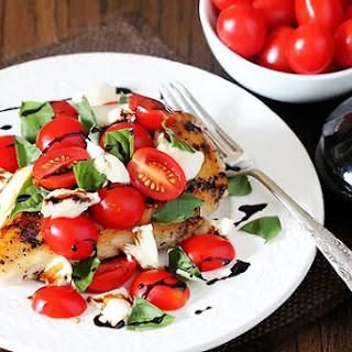 Chicken Caprese Entree Recipes