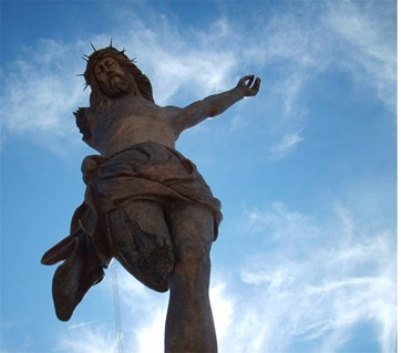 tallest biggest statue of jesus in the world 57